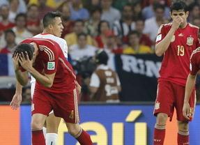 La Roja juega su partido más triste y más inútil: España se despide de su mundial 'horribilis' ante la débil Australia