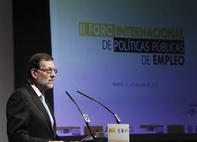 Rajoy lanza un 'viva Cartagena' por los datos de la EPA: