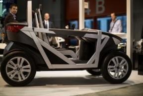 Crean un coche con el modelo de negocio