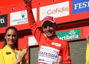El líder Joaquím 'Purito' Rodríguez gana en Jaca y aumenta su distancia con los favoritos