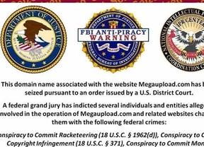 El FBI se aplica eso de que el fin (Megaupload) justifica los medios
