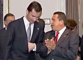 Izquierda Unida cuestiona que sólo vaya el Príncipe Felipe al funeral de Chávez