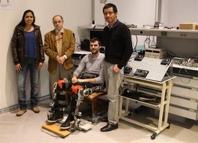 Diseñan el prototipo de un exoesqueleto que se probará en el Hospital de Parapléjicos