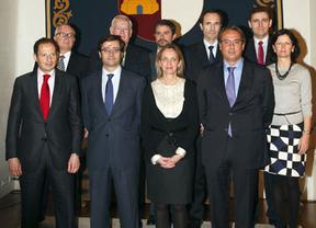 Un convenio con ocho entidades financieras pone 28 millones de euros a disposición de los empresarios