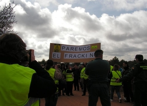 La Plataforma contra el 'fracking' de Campo de Montiel convoca una concentración vecinal
