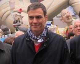 Sánchez demanda una Agencia Tributaria independiente durante su visita a Valencia