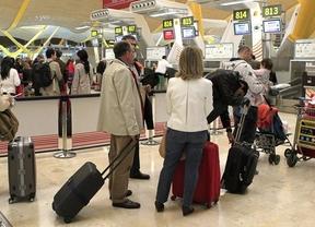 Iberia cancela 138 vuelos previstos para este lunes por la huelga de pilotos