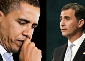 El Rey debuta por todo alto en su vida internacional: Felipe VI y Obama mantendrán un primer encuentro bilateral