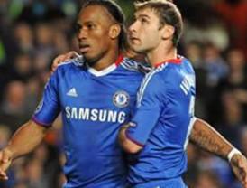 Chelsea aumenta ventaja como líder en la Liga de Campeones