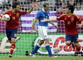La Roja, a un paso de la leyenda pero ante su peor enemigo: la 'nueva' Italia que ha olvidado el 'catenaccio'