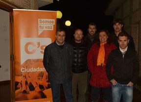 Ciudadanos Guadalajara renueva su Junta Directiva de cara a las Elecciones 2015