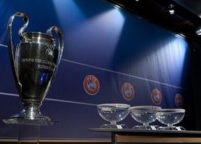 Sorteo Champions League: este viernes 12 a las 12:00, Real Madrid, Barça, Bayern y Borussia Dortmund esperan rival