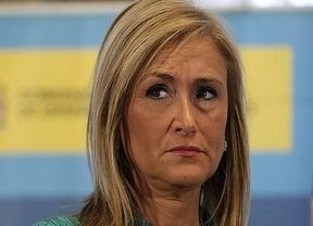 Cristina Cifuentes recibe el alta un mes después del accidente