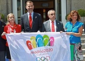 El Príncipe dispara el nivel de la presentación de la candidatura de Madrid 2020 frente a sus rivales