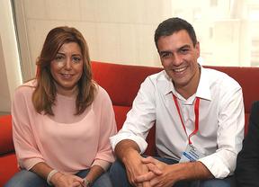 Díaz vuelve a jugar con la posibilidad de presentarse a las primarias del PSOE