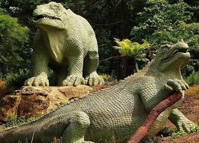 Los gases de los dinosaurios pudieron calentar el planeta
