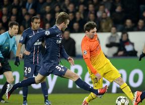 Champions: París bien vale... una victoria para un Barça ante un PSG que ya le derrotó en la fase previa
