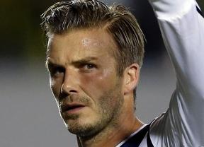 China acude a 'su' embajador Beckham para relanzar el fútbol ante una afición harta de corrupciones
