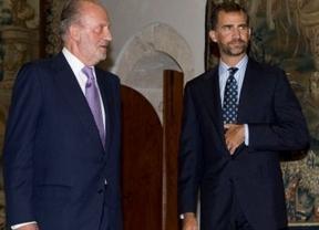 Los Reyes inician sus vacaciones en Mallorca por primera vez sin la Infanta Cristina