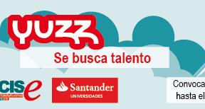 YUZZ, del Banco Santander, convoca la VI edición de su programa 'Jóvenes con Ideas' para impulsar el espíritu emprendedor
