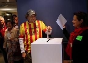 1.977.531 personas han votado en Cataluña hasta las 18.00 horas