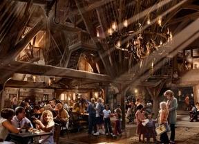 El parque temático de Harry Potter en Orlando sigue creciendo