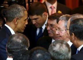 El encuentro más esperado: Obama y Raúl Castro