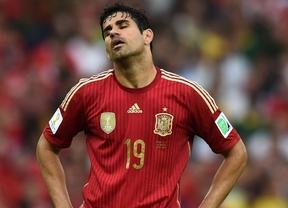 La historia se repite: Diego Costa se lesiona y es duda en la convocatoria de La Roja para los dos próximos partidos