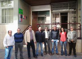 Podemos se reúne con los trabajadores de Elcogas para conocer la situación de la empresa