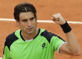 Ferrer no tiene piedad de un cansado Robredo y se cita con Tsonga en semifinales