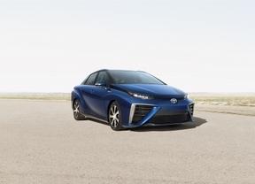 El sedán de pila de combustible de Toyota se llamará 'Mirai'
