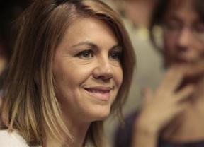 Cospedal presenta hoy una segunda acción judicial contra Bárcenas