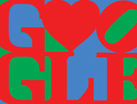 Google celebra el día de los enamorados con un un 'doodle' muy especial