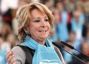 El Twitter falso de Esperanza Aguirre triunfa