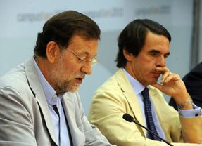 ¿Hora de la reconciliación? Mariano Rajoy clausurará hoy la escuela de verano de FAES junto a Aznar
