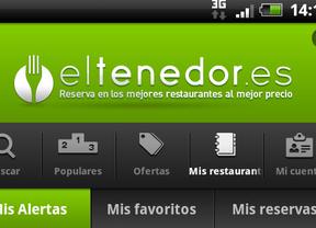 Eltenedor.es, ahora también para los usuarios de Android