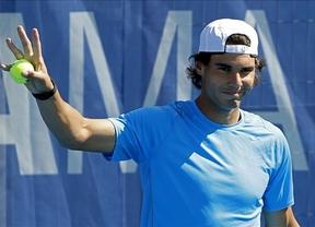 Nadal derrota sin problemas a Davydenko en su debut (6-2;6-2)