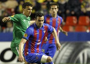 El Levante dice adiós a su sueño europeo en Moscú: cae 2-0 ante el Rubin Kazan