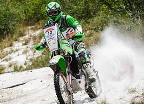 Marc Coma sigue fuerte: gana la etapa más dura del rally dos Sertoes, el más duro del mundo y afianza su liderato