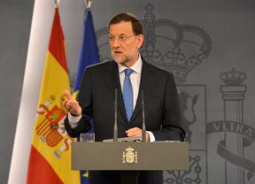 Rajoy no descarta el rescate a España