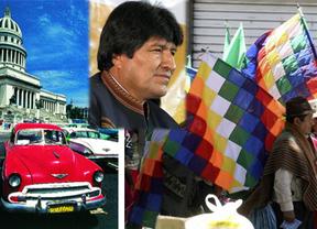 Lo último en América Latina: los indígenas mantienen a Bolivia en jaque