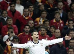 Cristiano salva al Real Madrid del 'infierno' turco (3-2)