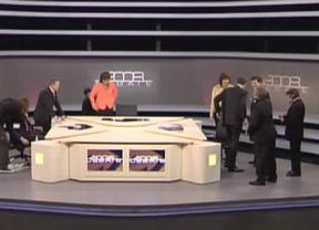El sábado llega a la televisión el primer debate electoral: un 'debate a cuatro' con PP, PSOE, IU y UPyD