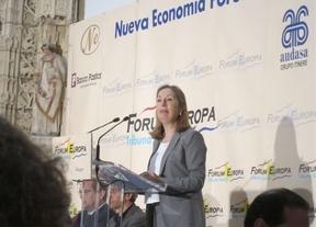 Pastor cifra en 8.000 millones los sobrecostes de Fomento en la etapa Zapatero frente a su balance