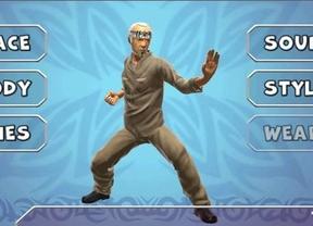El Señor Miyagi se pasa a los videojuegos en 'Reality Figthters'