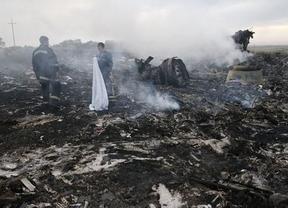 Los controladores aéreos aseguran que el piloto no podría haber detectado el misil