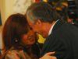 Cristina abogó por la reconstrucción de la multilateralidad