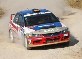 Las Mitsubishi EVO Cup a punto para una nueva temporada