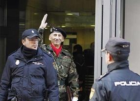 Cuatro magistrados de la Audiencia Nacional amparan al coronel Martínez Inglés en sus críticas al Rey