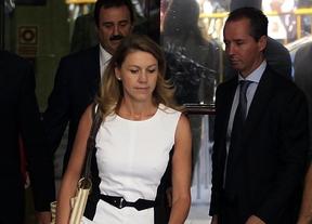 El PSOE pide a la Audiencia Nacional la imputación de Cospedal y Acebes por la caja B del PP